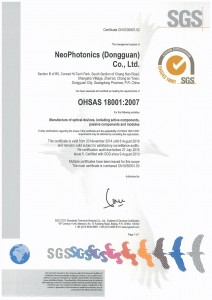 OHSAS18001 Certificaiton_NDG_Valid until 8 Aug. 2016_EN-1